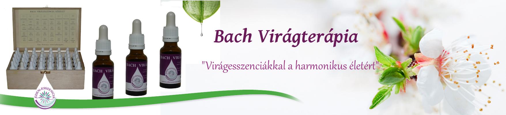 Bach virágterápia-Éden Virágesszencia